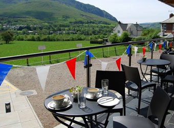 Places To Eat In Keswick With A Dog